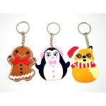 Custom Soft PVC Keychains made from pvc rubber,soft touch feeling,waterproof,easy to clean.Commonly used as promotional gifts, advertising gifts, decoration articles, tourist souvenirs etc.