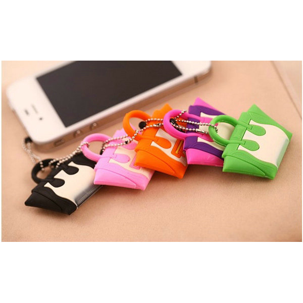 Custom Cellphone Dust Plugs made of Eco-friendly material,Custom Flexible 3D design,fashionable easy to clean.with features of waterproof and dustproof.