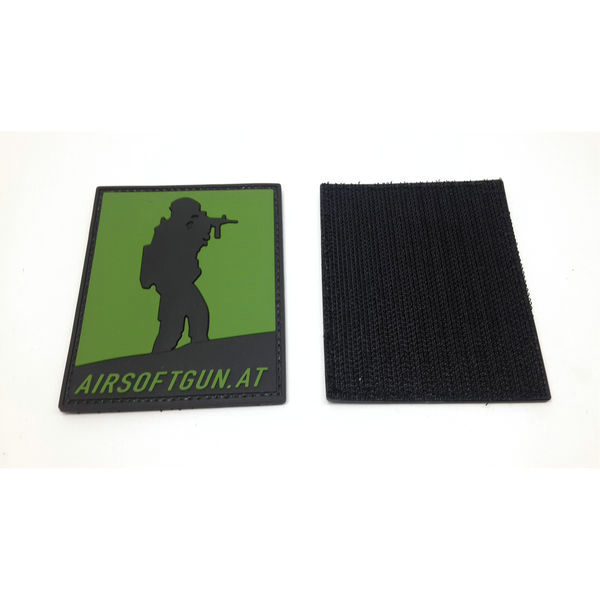 Custom PVC Morale Patches