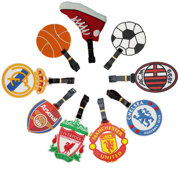 Custom PVC bag tags by China factory,with highest quality and lowest price,make bag tags unique,make your logo really stand out,expand your brand.contact:info@pvccreations.net