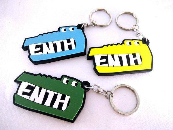 Custom personalized keychains
