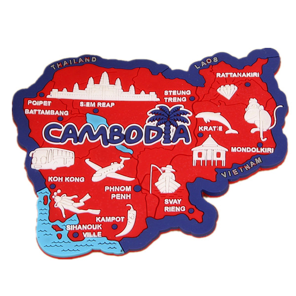 Fridge Magnets Cambodia