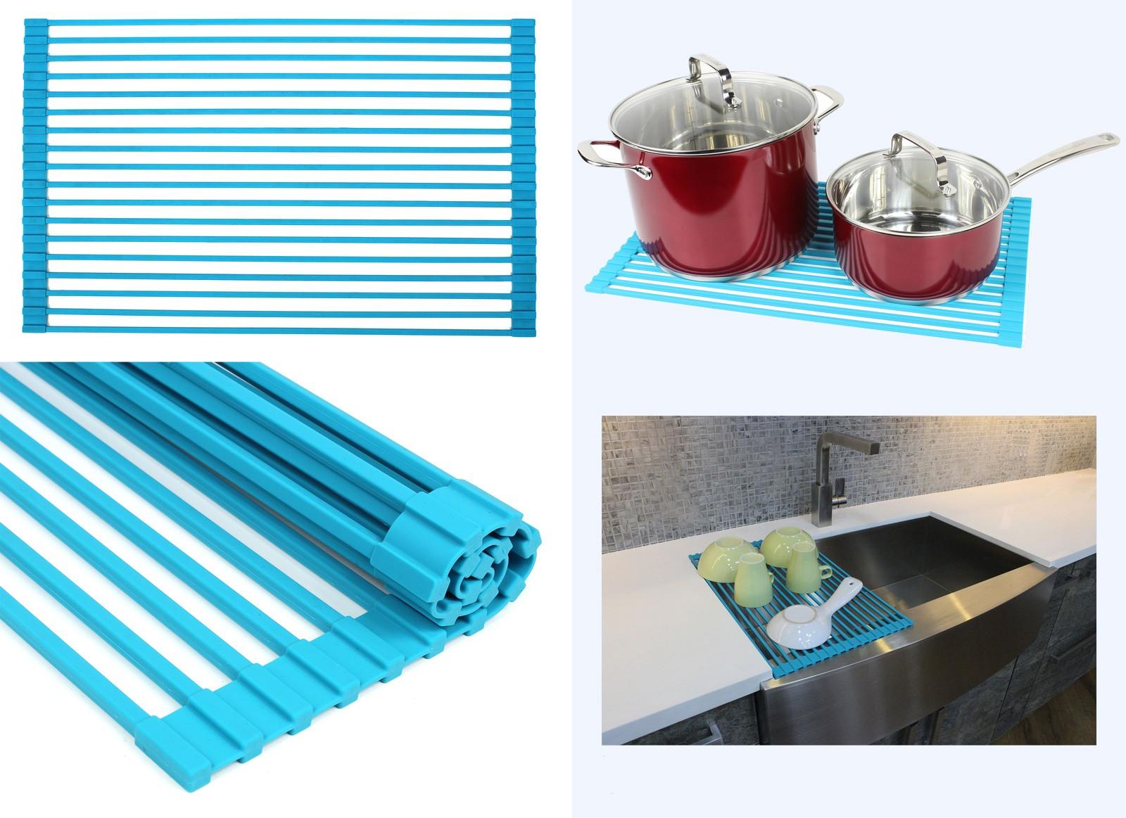 Silicone Dish Racks