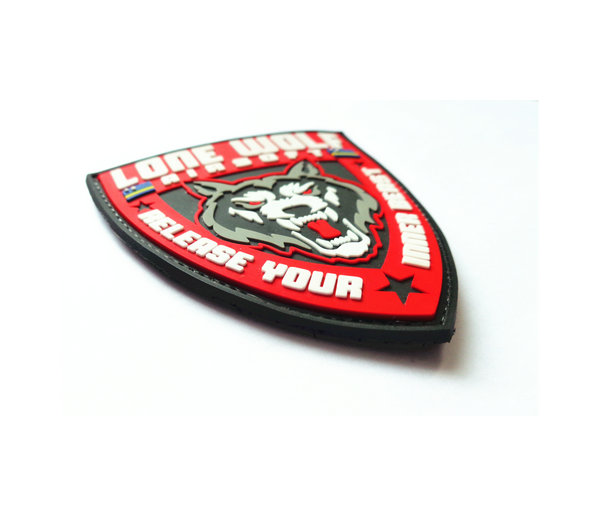 Custom PVC patches-Expand your brand