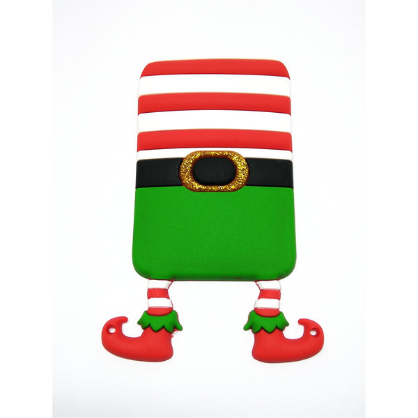 christmas gift fridge magnet