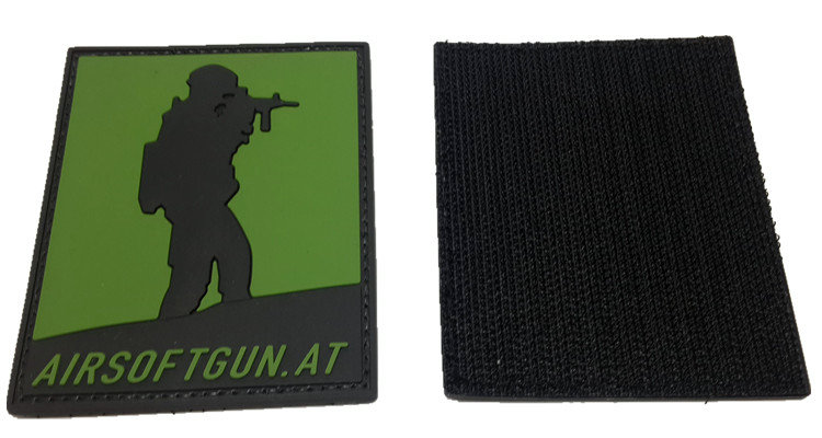 pvc morale patches made from Eco-friendly soft PVC material produce rubber patches. Those custom patches can be 3D design,beautiful and fashionable, easy clean,waterproof. raise grade of bags,jackets, hats, backpacks, garment etc, since PVC is a waterproof and weather resistant material. They are the alternative go to for outdoor gear, such as, camping equipment, covers and outer wear. All of our products are custom designed to your specifications.