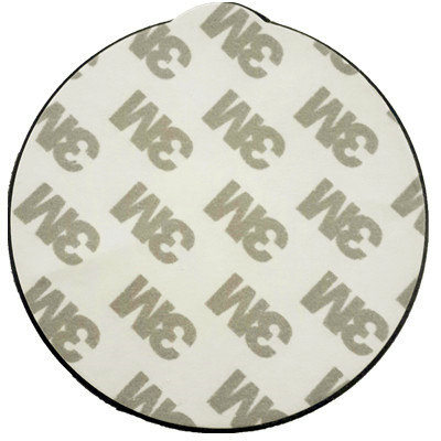 PVC patches with hook&loop or velcro backing