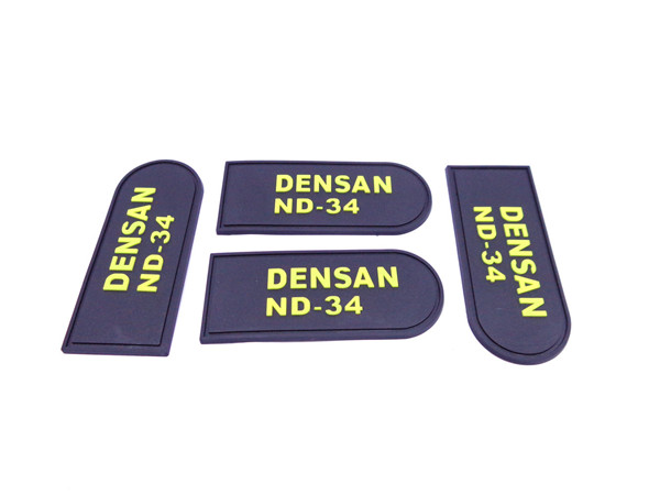 name-labels Custom PVC Patches for uniforms: military, morale, police, security companies, airsoft, paintball. Hook & loop backing. Make your patch unique, make them 3D.