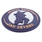 what-is-a-pvc-patch Custom PVC Patches for uniforms: military, morale, police, security companies, airsoft, paintball. Hook & loop backing. Make your patch unique, make them 3D.