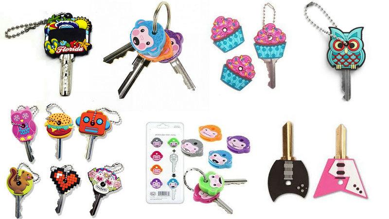 LED key holder,key cover,key cap