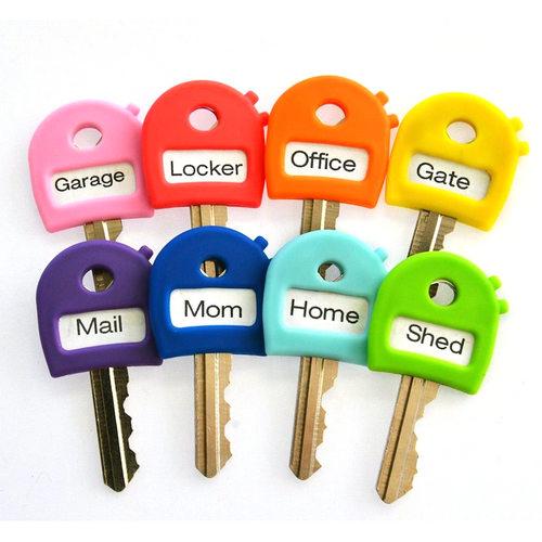 PVC key holder,key cover,key cap