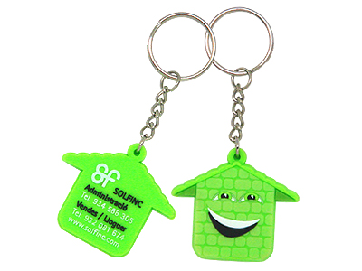 Custom soft PVC keychains for your promotional products,We can make custom 2D/3D single side/3D double sides/full 3D keychains ,Email:info@pvccreations.net
