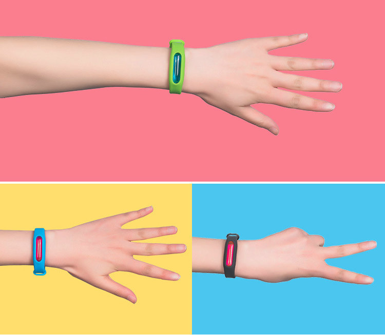 100% Nature material Anti Mosquito Repellent wristband,silicone mosquito bracelet China manufacturer,High quality and low price.Email:info@pvccreations.net